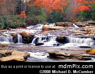 Meadow Run Cascades Ohiopyle