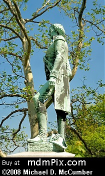 Colonel William Crawford Statue (Monuments)
