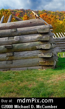 Fort Ligonier Small Cannon PA