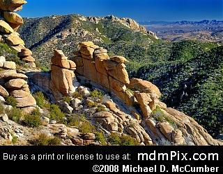 Geology Point Vista AZ