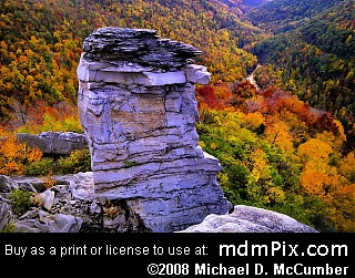 Lindy Point Overlook WV