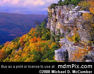 North Fork Mountain WV