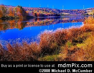 Cranberry Glade Lake PA