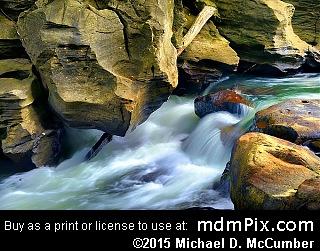 Indian Creek Cascade