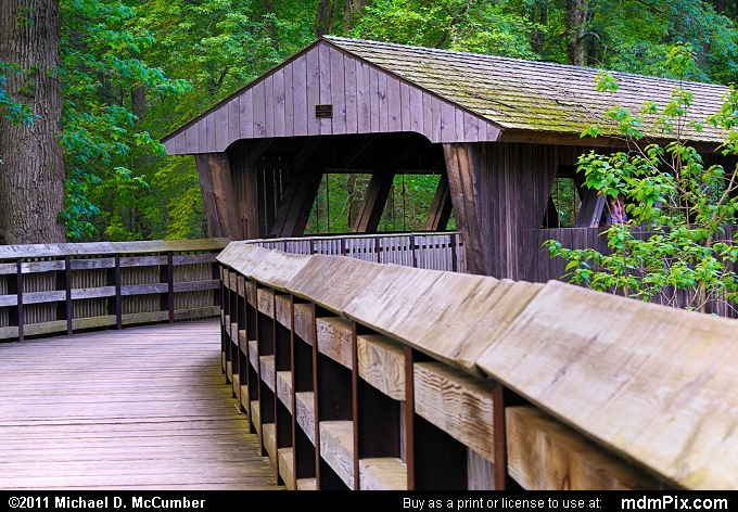 Wildwood Covered Bridge (029 - May 28, 2011)