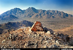 Golden Rock and San Tan Mountains