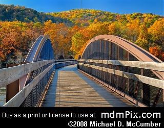 Low Ohiopyle Bridge (Bridges) picture
