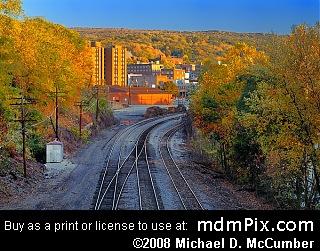 Railroad Tracks (Railroads) picture
