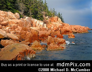 Acadia National Park, Maine Picture