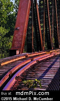 Old Railroad Trussel (Decayed) picture