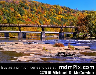 Low Ohiopyle Bridge (Bridges) picture
