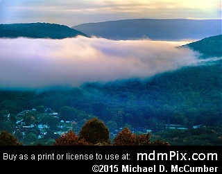 Tharp Knob Overlook (Overlooks) picture