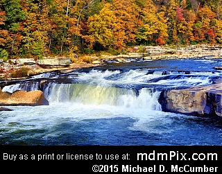 Ohiopyle Falls (Waterfalls) picture