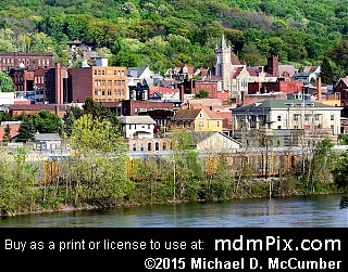 Connellsville Skyline (City Skylines) picture