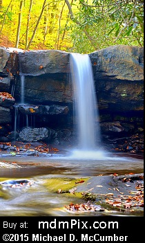 Cascading Waterfall (Waterfalls) picture
