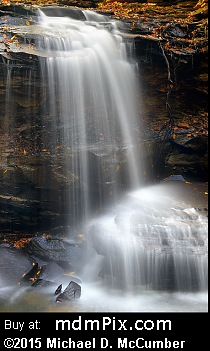 Jonathan Run Falls (Waterfalls) picture