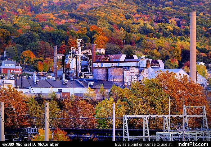 Anchor Hocking Glass South Connellsville Plant (Anchor Hocking Glass South Connellsville Plant Picture 113 - October 22, 2009 from Dunbar Township, Pennsylvania)