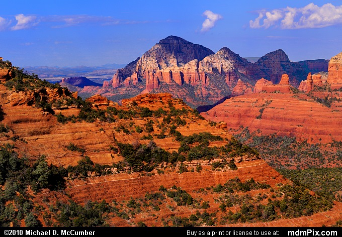 Schnebly Hill Road (Schnebly Hill Road Picture 053 - September 20, 2010 from Sedona, Arizona)