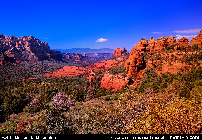 Schnebly Hill Road (Schnebly Hill Road Picture 090 - September 20, 2010 from Sedona, Arizona)