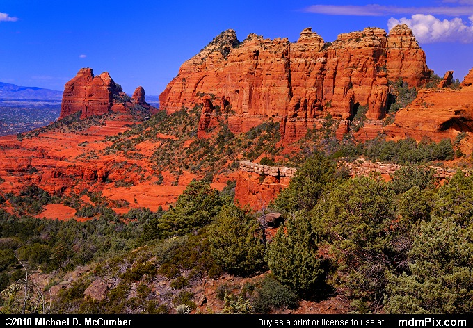 Finn Rock (Finn Rock Picture 097 - September 20, 2010 from Sedona, Arizona)