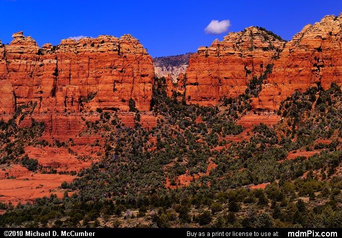 Finn Rock (Finn Rock Picture 109 - September 20, 2010 from Sedona, Arizona)