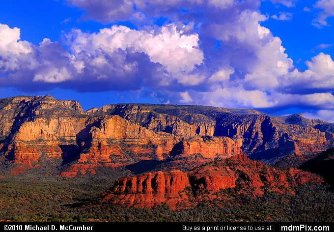Mini Mesa Vortex Vista (Mini Mesa Vortex Vista Picture 112 - September 21, 2010 from Sedona, Arizona)