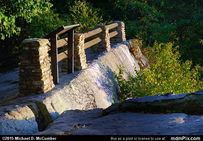 Baughman Rock Overlook (Baughman Rock Overlook Picture 014 - September 19, 2015 from Ohiopyle State Park, Pennsylvania)