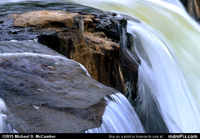Ohiopyle Falls (Ohiopyle Falls Picture 041 - October 8, 2015 from Ohiopyle State Park, Pennsylvania)