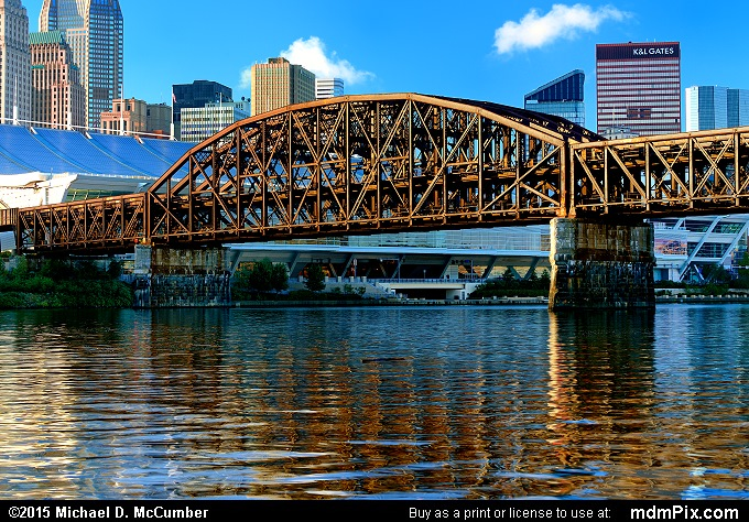 Pittsburgh Skyline (Pittsburgh Skyline Picture 031 - October 10, 2015 from Pittsburgh, Pennsylvania)