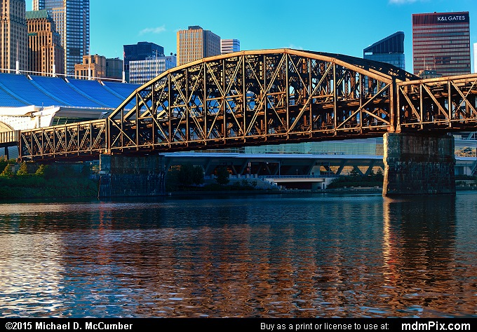 Allegheny River (Allegheny River Picture 034 - October 10, 2015 from Pittsburgh, Pennsylvania)