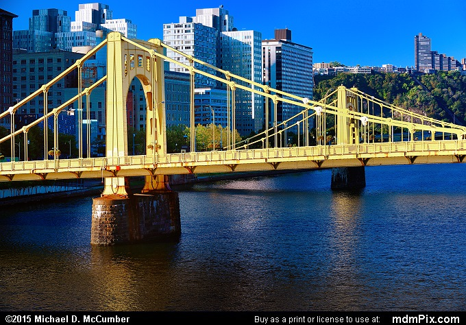 Andy Warhol Bridge (Andy Warhol Bridge Picture 048 - October 10, 2015 from Pittsburgh, Pennsylvania)