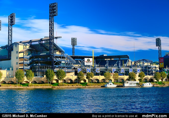 PNC Park (PNC Park Picture 057 - October 10, 2015 from Pittsburgh, Pennsylvania)