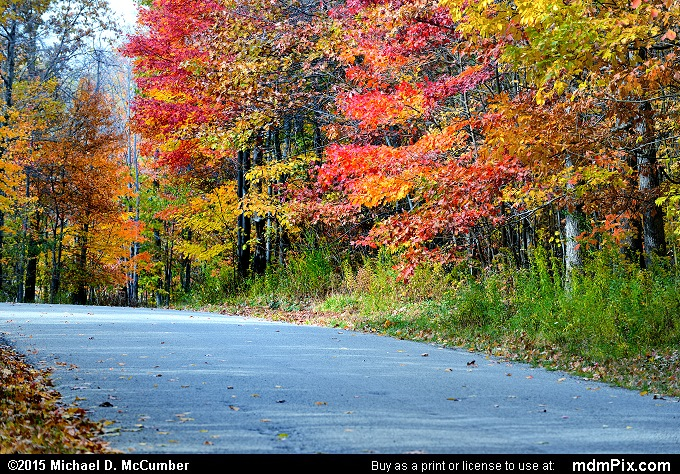 Sugar Loaf Road (Sugar Loaf Road Picture 073 - October 22, 2015 from Ohiopyle State Park, Pennsylvania)