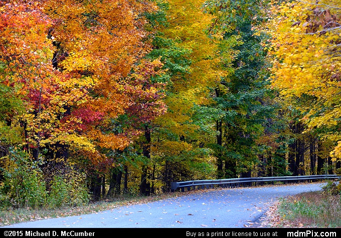 Sugar Loaf Road (Sugar Loaf Road Picture 076 - October 22, 2015 from Ohiopyle State Park, Pennsylvania)