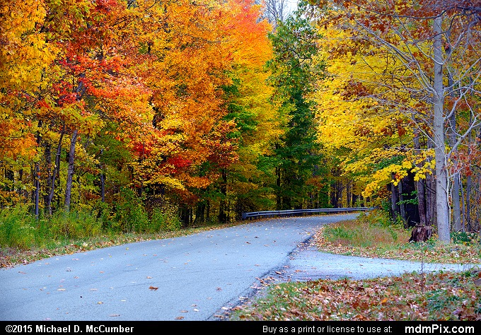 Sugar Loaf Road (Sugar Loaf Road Picture 077 - October 22, 2015 from Ohiopyle State Park, Pennsylvania)
