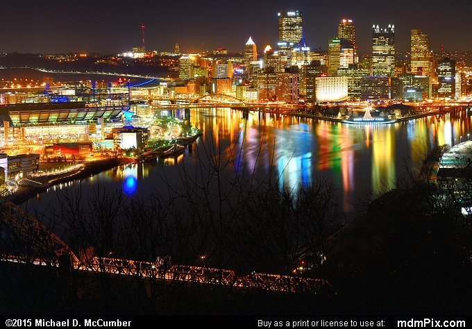 West End Overlook of Pittsburgh (West End Overlook of Pittsburgh Picture 015 - December 16, 2015 from Pittsburgh, Pennsylvania)