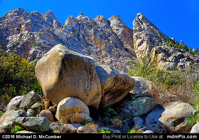 Organ Mountains (Organ Mountains Picture 023 - March 25, 2016 from Organ Mountains-Desert Peaks National Monument, New Mexico)