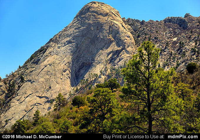 Sugarloaf Peak (Sugarloaf Peak Picture 033 - March 25, 2016 from Organ Mountains-Desert Peaks National Monument, New Mexico)