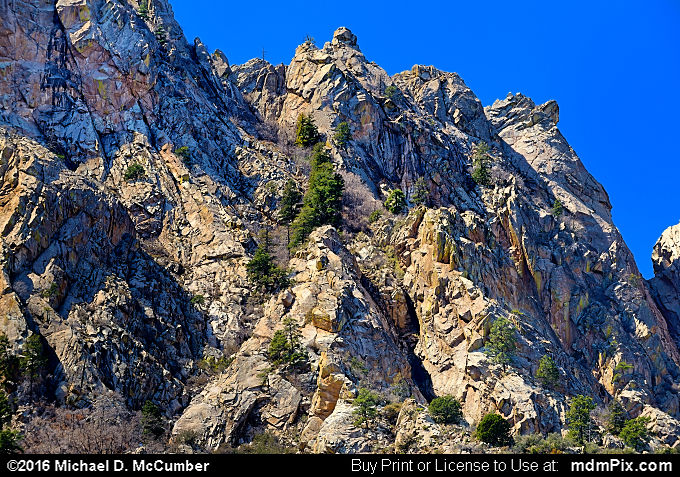 Organ Mountains (Organ Mountains Picture 037 - March 25, 2016 from Organ Mountains-Desert Peaks National Monument, New Mexico)