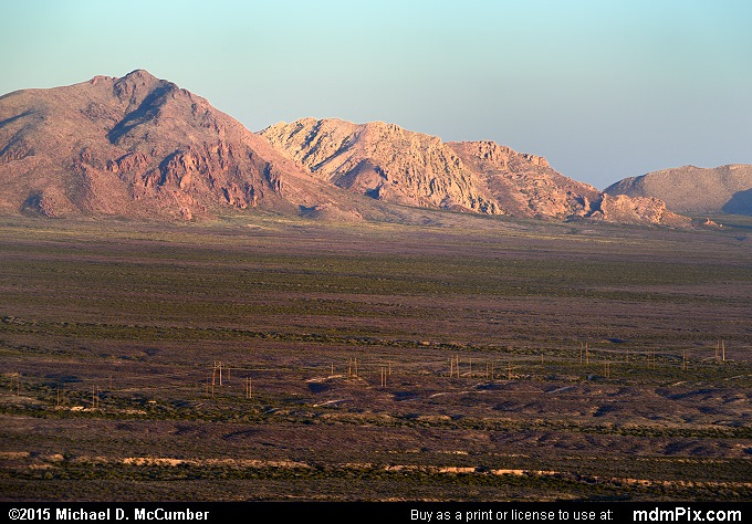 Organ Mountains (Organ Mountains Picture 057 - March 26, 2016 from Las Cruces, New Mexico)