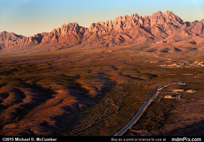 A Mountain - NMSU (A Mountain - NMSU Picture 064 - March 26, 2016 from Las Cruces, New Mexico)