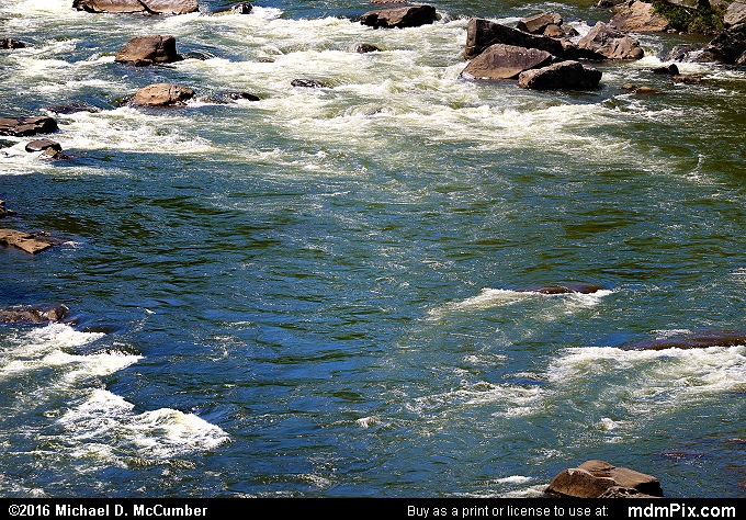 Youghiogheny River (Youghiogheny River Picture 043 - May 8, 2016 from Ohiopyle State Park, Pennsylvania)