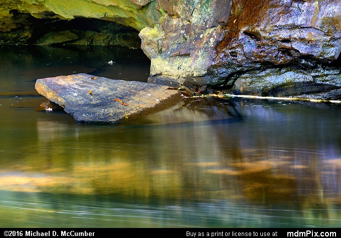 Indian Creek (Indian Creek Picture 023 - July 10, 2016 from Mill Run, Pennsylvania)