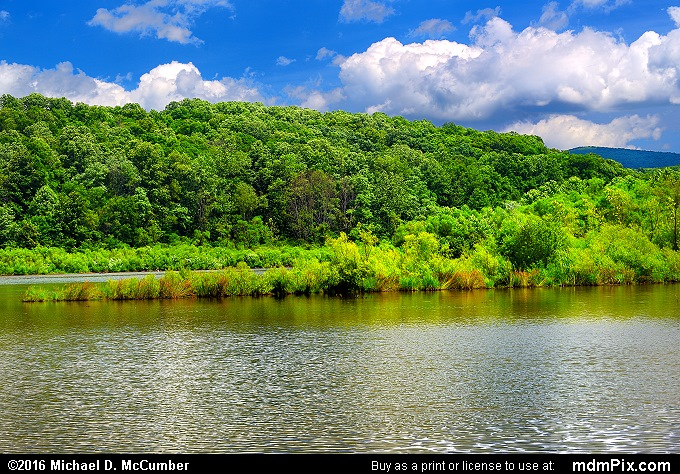 Mill Run Resevoir (Mill Run Resevoir Picture 026 - July 10, 2016 from Mill Run, Pennsylvania)