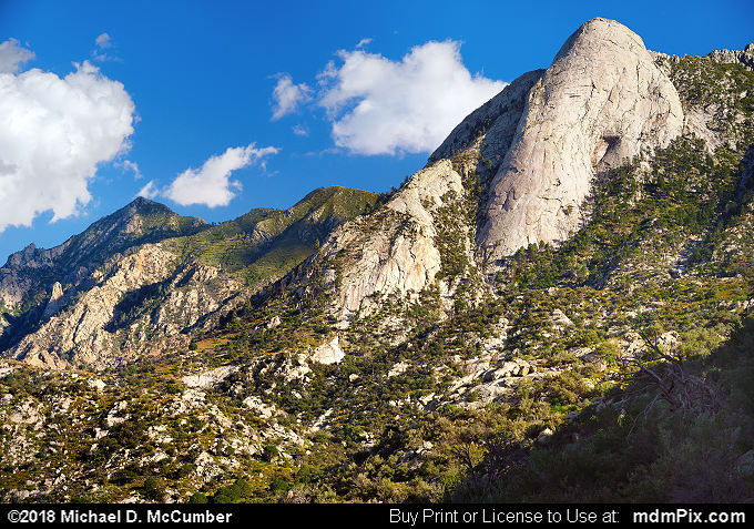 Sugarloaf Peak (Sugarloaf Peak Picture 003 - October 1, 2016 from Organ Mountains-Desert Peaks National Monument, New Mexico)