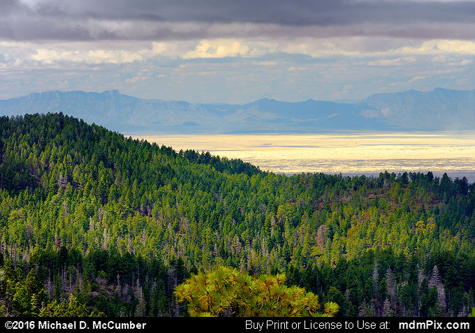 Horse Ridge (Horse Ridge Picture 007 - October 2, 2016 from Cloudcroft, New Mexico)