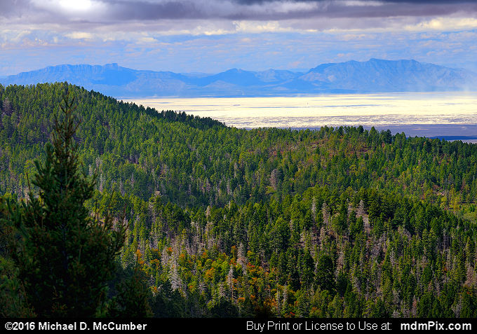 Horse Ridge (Horse Ridge Picture 009 - October 2, 2016 from Cloudcroft, New Mexico)