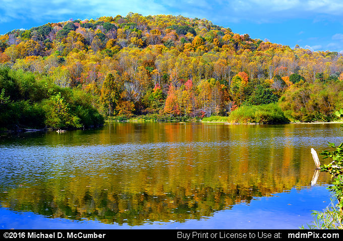 Mill Run Resevoir (Mill Run Resevoir Picture 008 - October 16, 2016 from Mill Run, Pennsylvania)