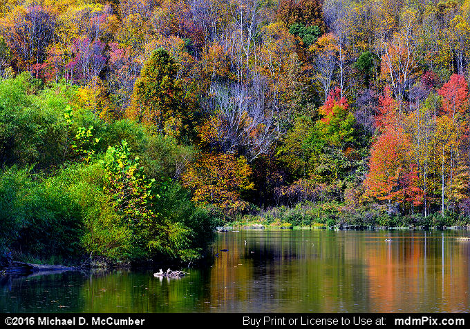 Mill Run Resevoir (Mill Run Resevoir Picture 011 - October 16, 2016 from Mill Run, Pennsylvania)