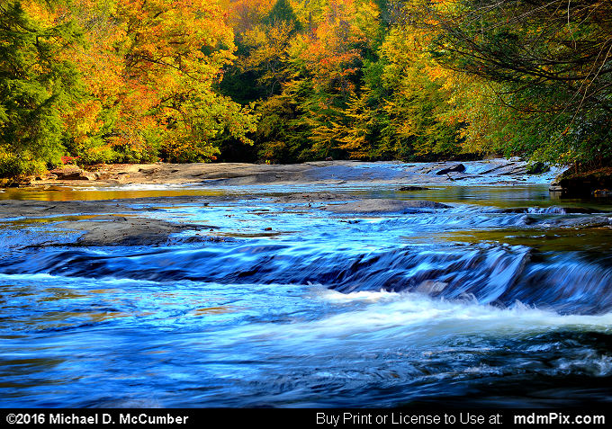 Indian Creek (Indian Creek Picture 012 - October 16, 2016 from Mill Run, Pennsylvania)